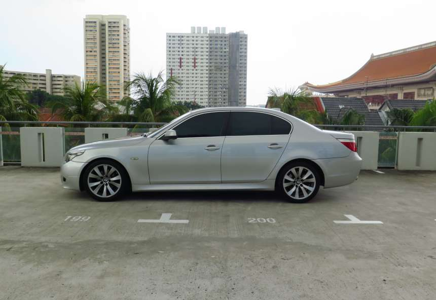 Image of #ES2674 BMW 525i XL
