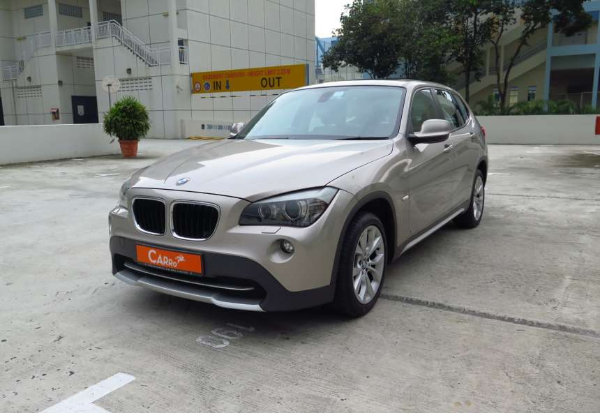 Image of #NQ8121 BMW X1 sDrive18I