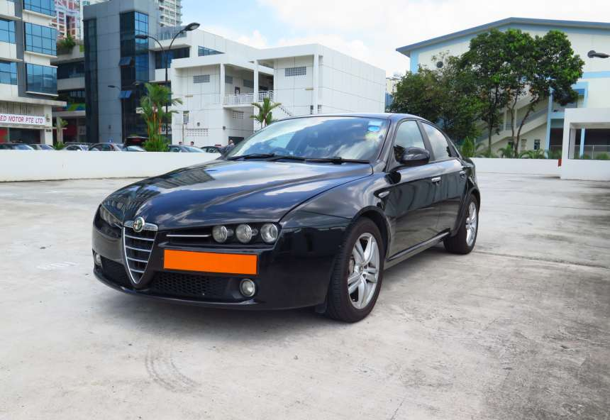 Image of #CR9519 Alfa Romeo 159 2.2 JTS Selespeed
