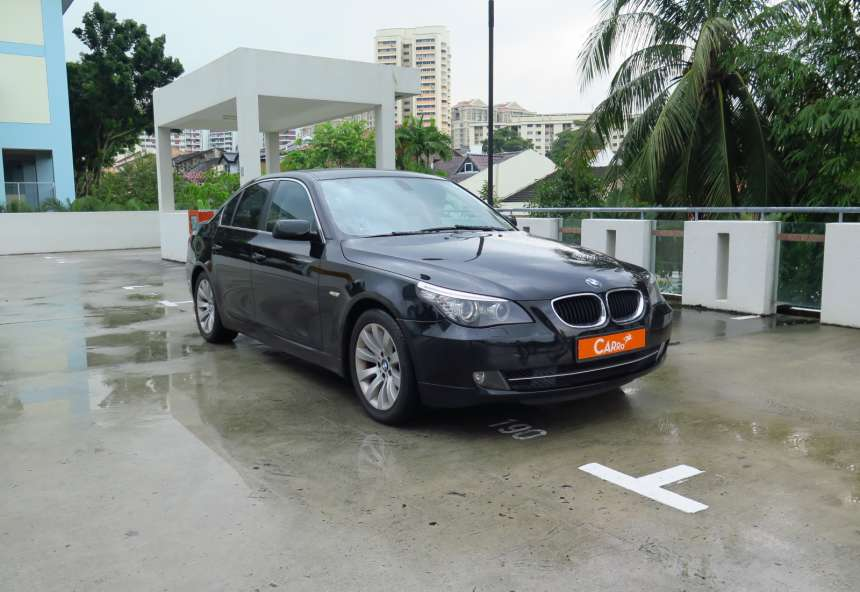 Image of #DQ8462 BMW 520I