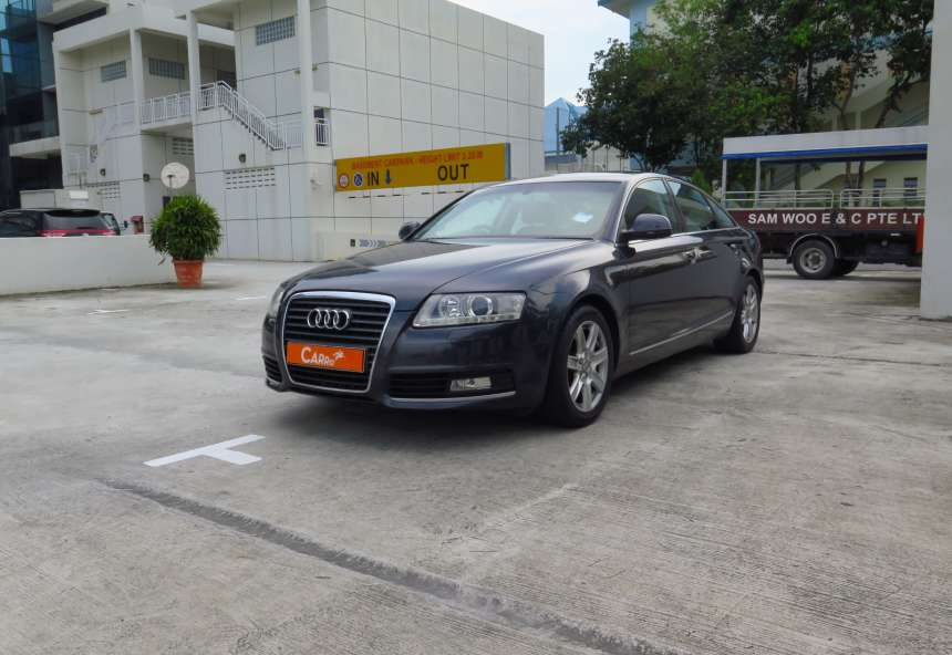 Image of #JC6219 Audi A6 2.0 TFSI MU