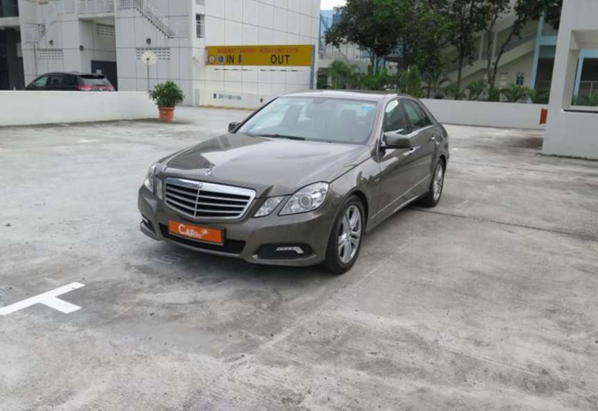 Image of #CO9155 Mercedes-Benz E250 CGI