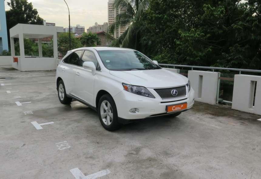 Image of #EQ5297 Lexus RX450H Hybrid Luxury