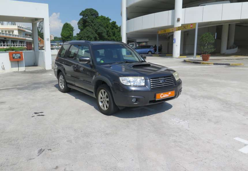 Image of #YQ2501 Subaru Forester 2.5T