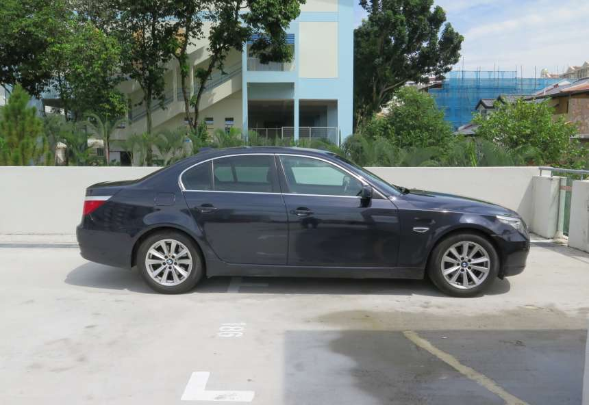 Image of #DY1379 BMW 520i