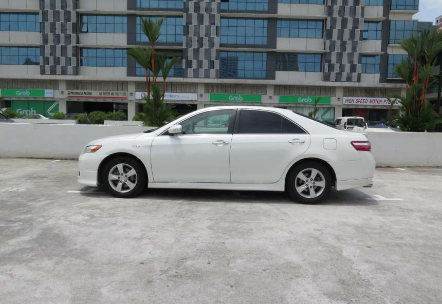 Image of #LW2789 Toyota Camry 2.4G