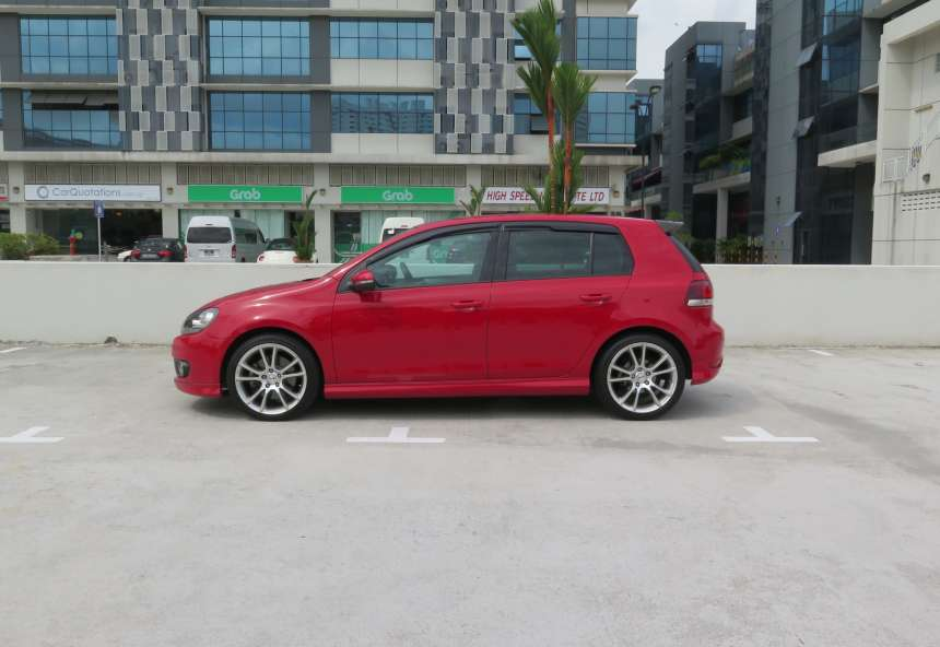 Image of #DS3568 Volkswagen Golf 1.4A TSI
