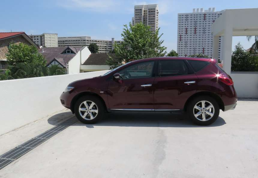 Image of #LY0267 Nissan Murano 2.5 AT