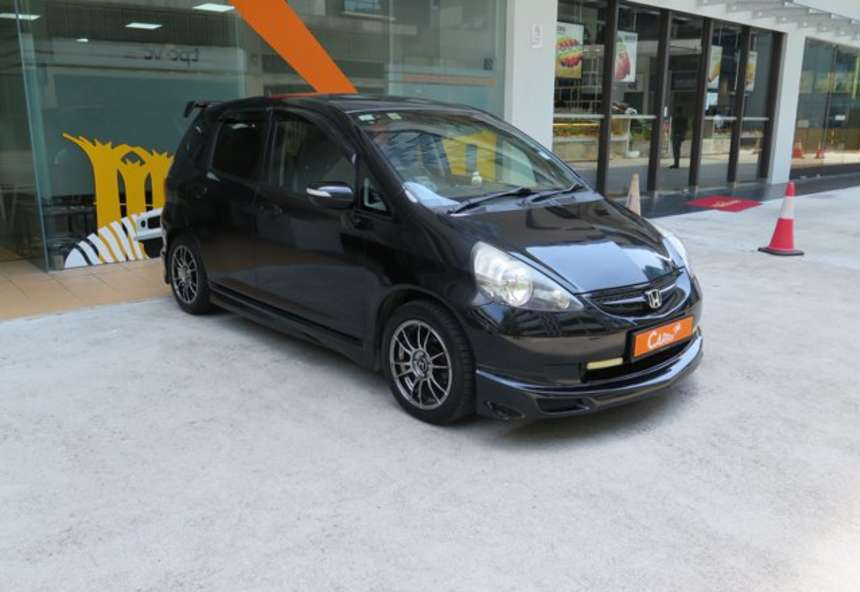 Image of #SY2349 Honda Fit 1.3A