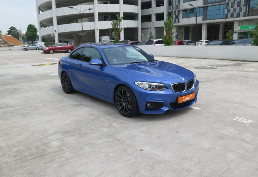 Image of #WX1456 BMW 228i Coupe M Sport