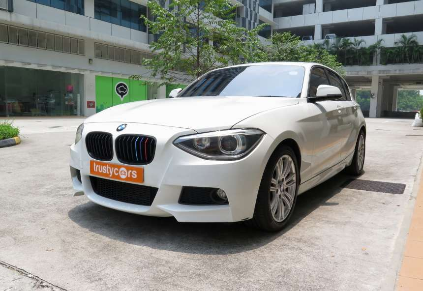 Image of #SX8056 BMW 118i