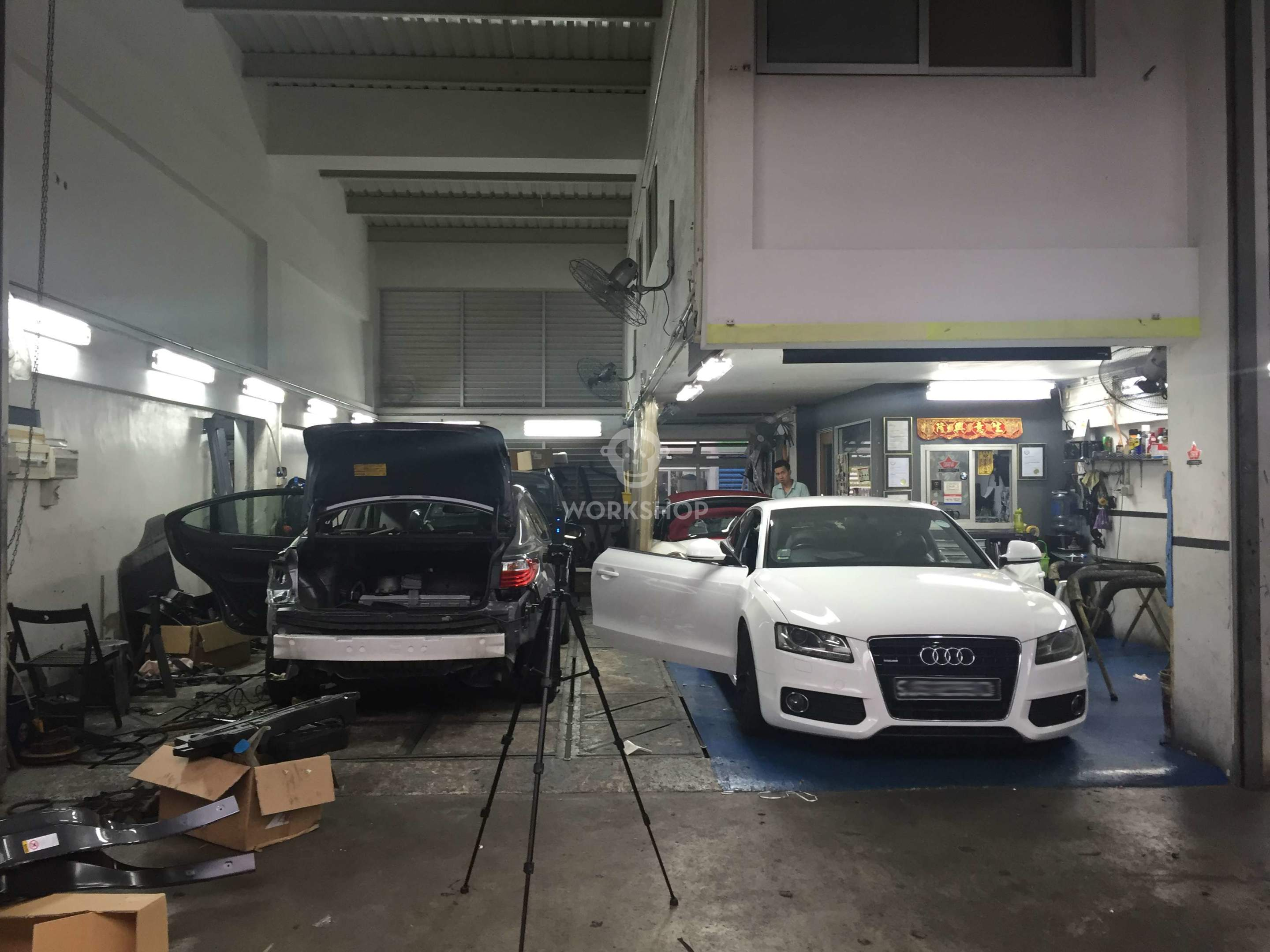 Workshop Detail | Carro Cars Workshop Directory