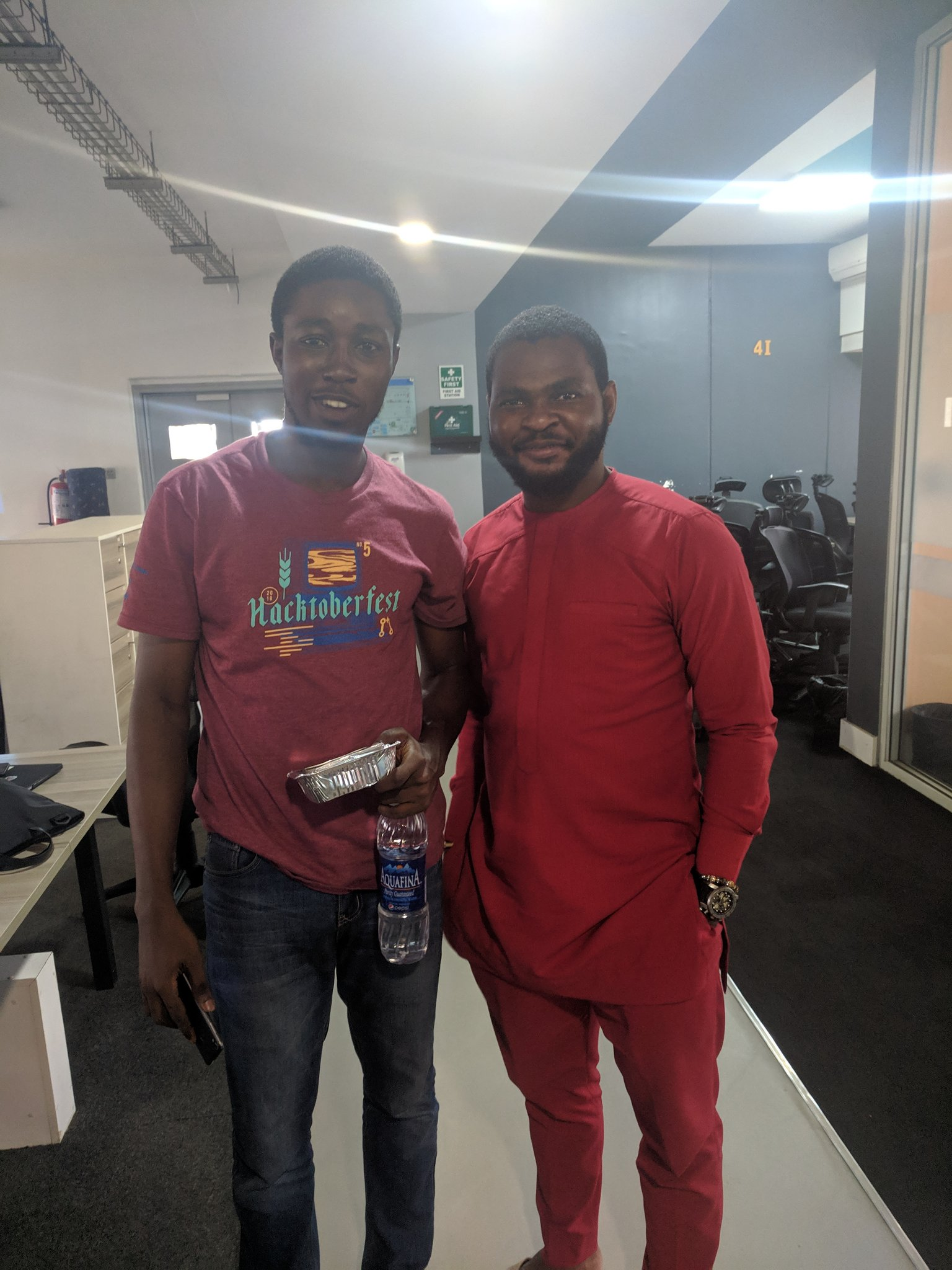 Meet Prosper at the 1st Edition of the JAMStack meetup, Lagos