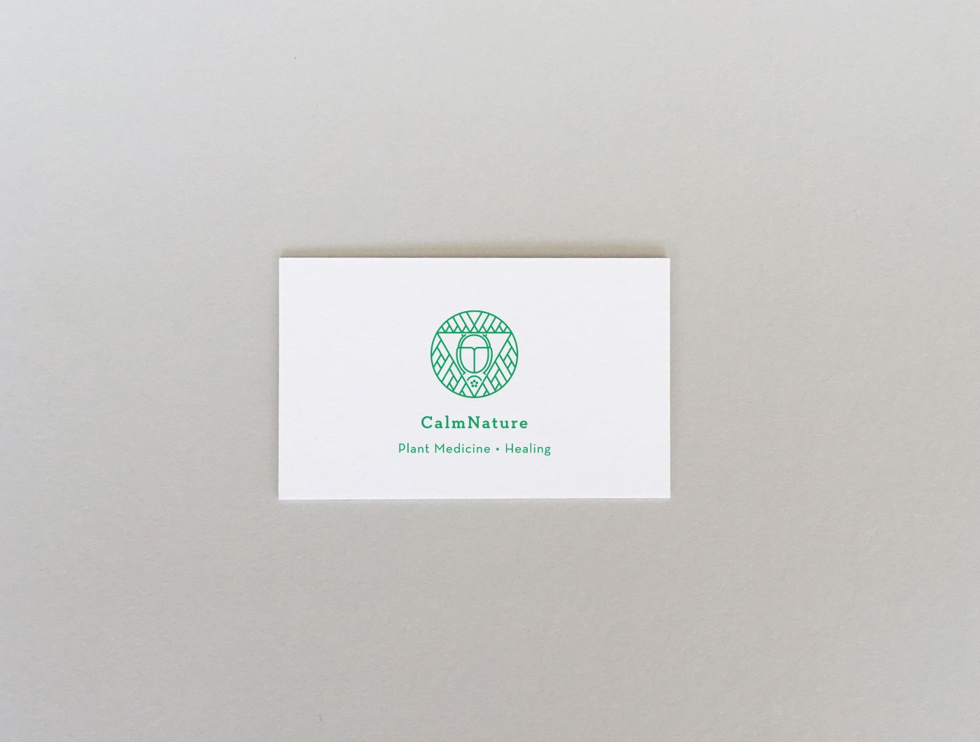 Wild People Business Card