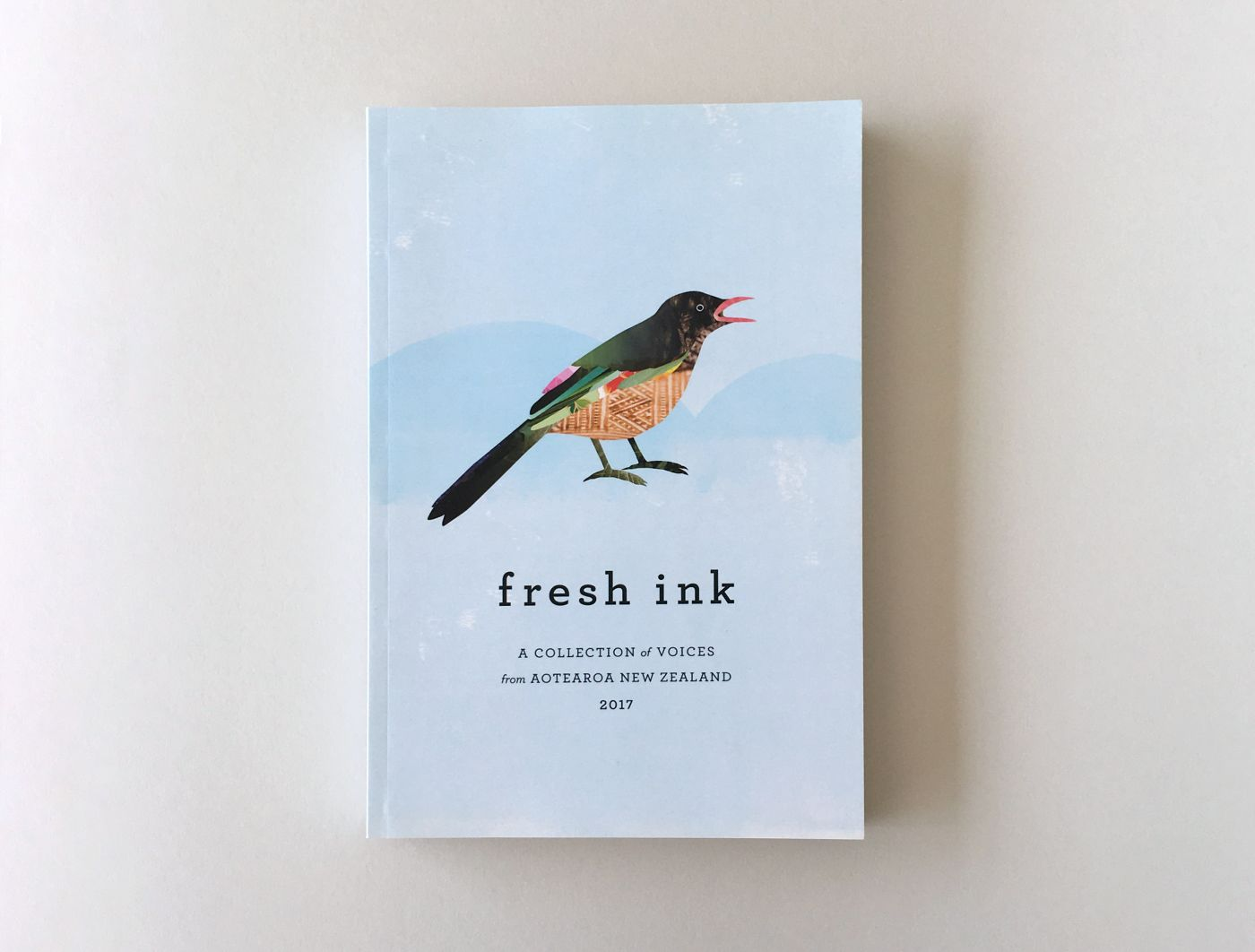 Fresh Ink Book 2017