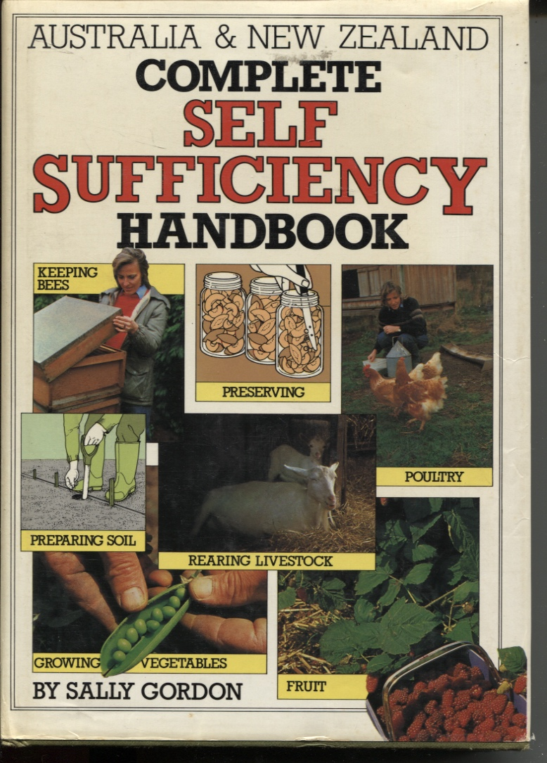 Image for Australia and New Zealand Complete Self Sufficiency Handbook