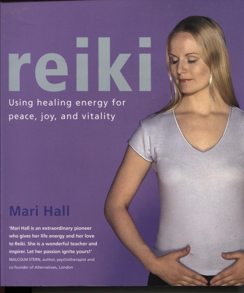 Image for REIKI : USING HEALING ENERGY FOR PEACE, JOY AND VITALITY