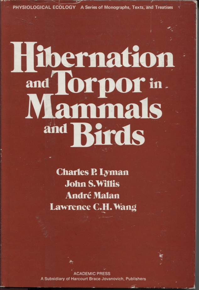 Image for Hibernation and torpor in mammals and birds