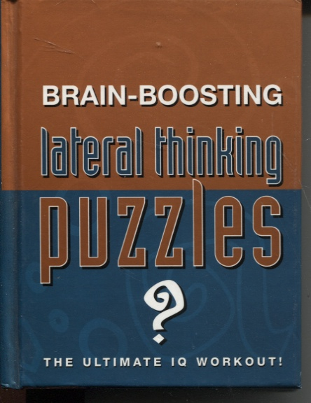 Image for BRAIN-BOOSTING LATERAL THINKING PUZZLES