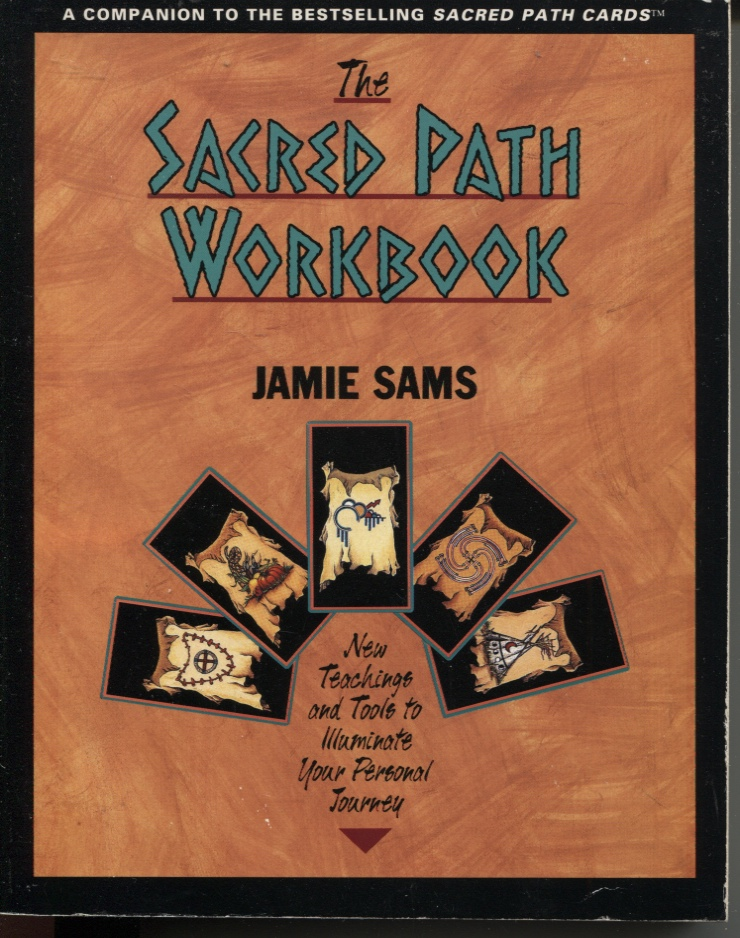 Image for Sacred Path Workbook; New Teachings and Tools to Illuminate Your Personal Journey