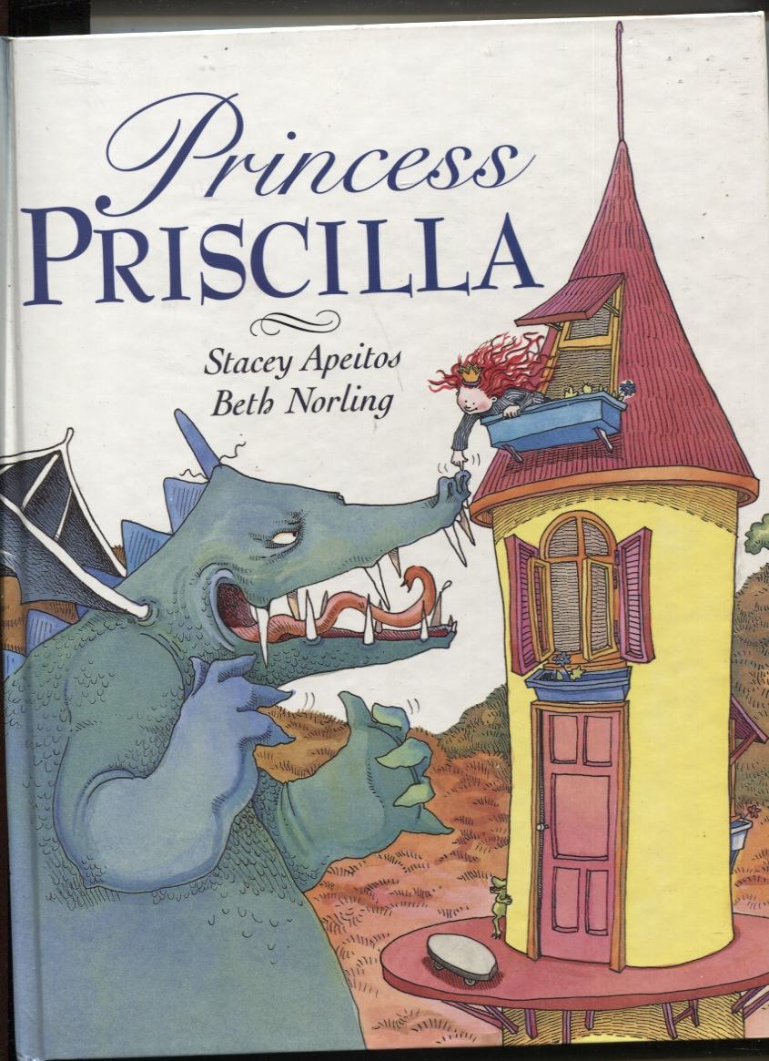 Image for PRINCESS PRISCILLA