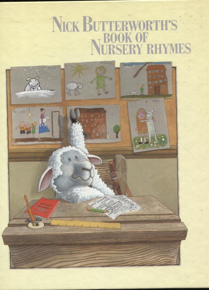 Image for Nick Butterworths Nursery Rhymes