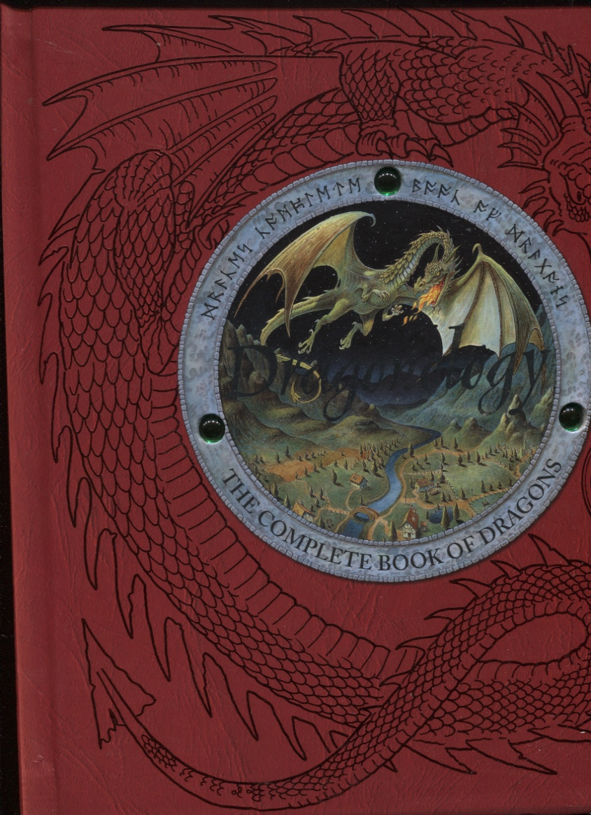 Image for DR ERNEST DRAKE'S DRAGONOLOGY: THE COMPLETE BOOK OF DRAGONS