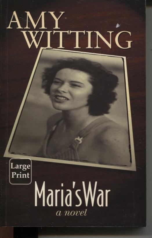 Image for MARIA'S WAR: A NOVEL Large Print