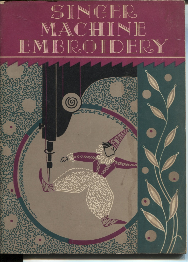 Image for MACHINE EMBROIDERY: THE ARTISTIC POSSIBILITIES OF THE DOMESTIC SEWING MACHINE