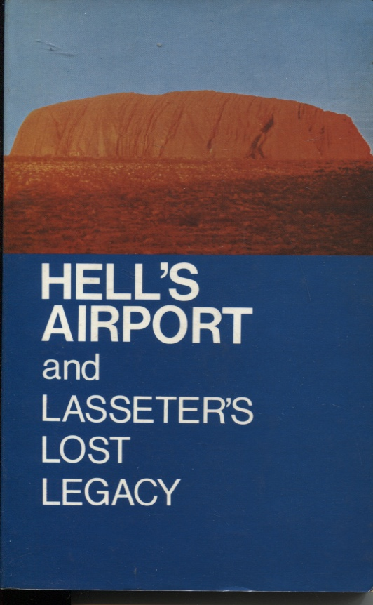 Image for Hell's Airport and Lasseter's Lost Legacy