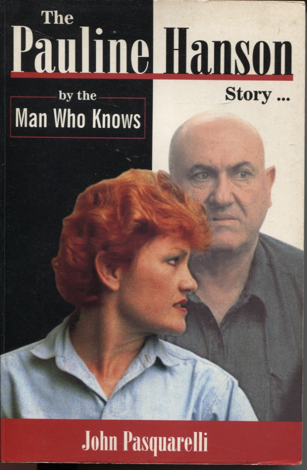 Image for THE PAULINE HANSON STORY By the Man Who Knows