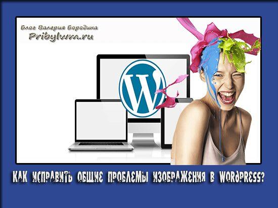 изображения в wordpress
