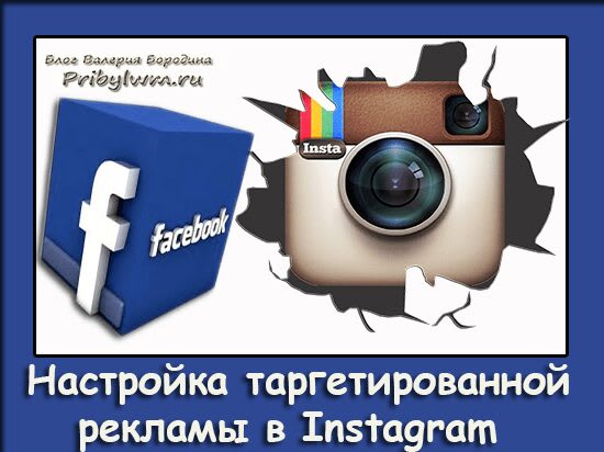Настройка таргетированной рекламы в Instagram