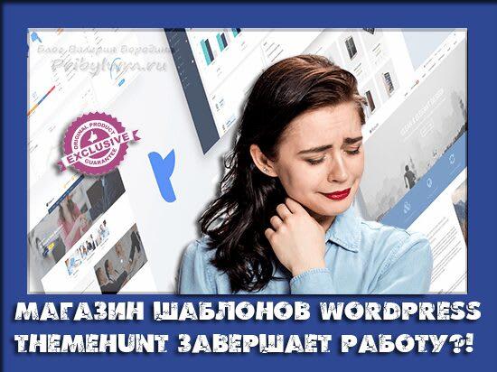 магазин шаблонов wordpress