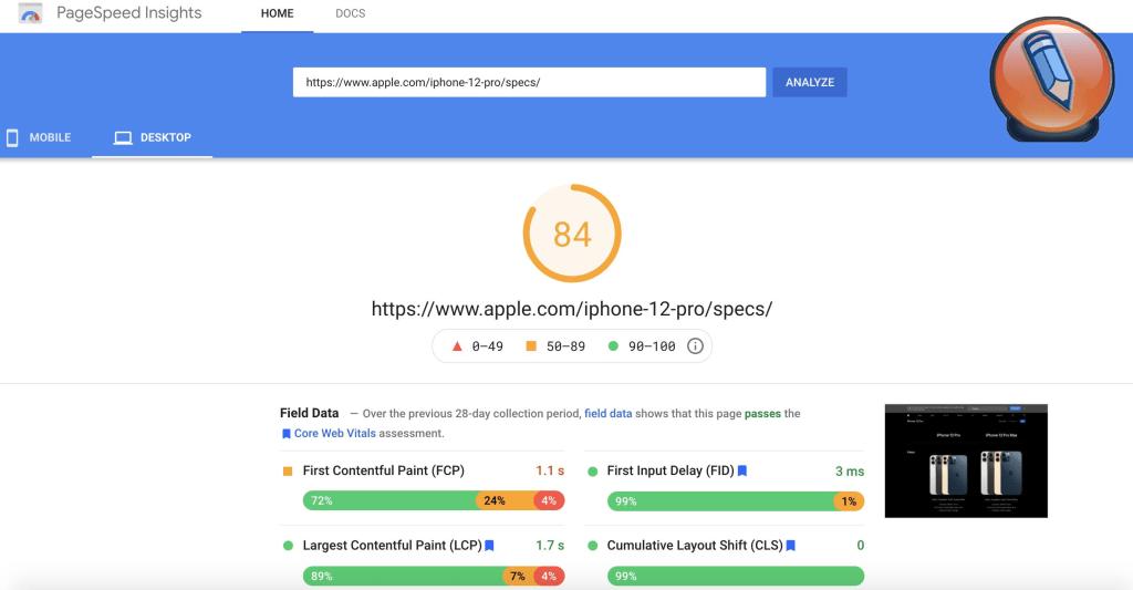 SEO аудит скорости загрузки сайта