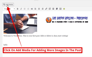 How to fix common image issues in WordPress add multiple images in post 1