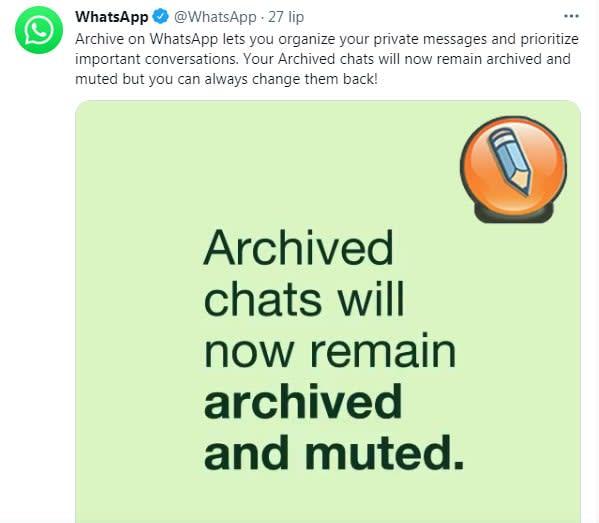 новости в социальных сетях WhatsApp