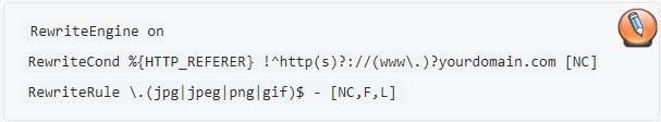 hotlink kod