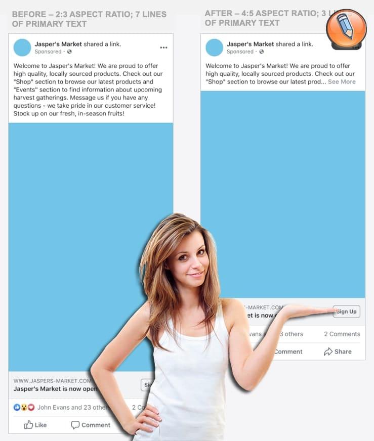 reklama v fejsbuk