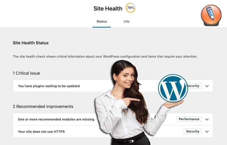 WordPress Site Health Tool_02