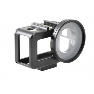 Aluminum Alloy Frame with UV Filter