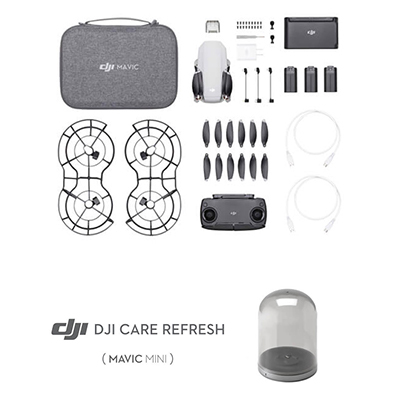 Mavic Mini Fly More Combo Extra