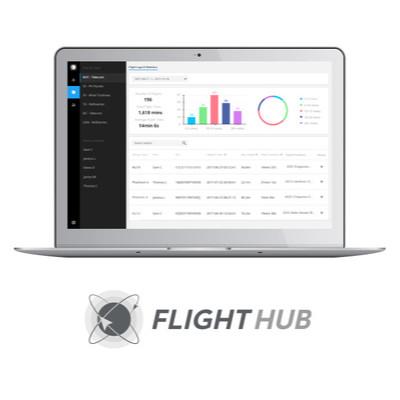 FlightHub Basic - 1 luna