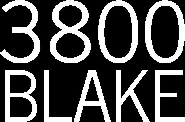3800 Blake Logo