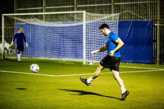 Support Inter Aliyah, the first all-Olim soccer team in Israel