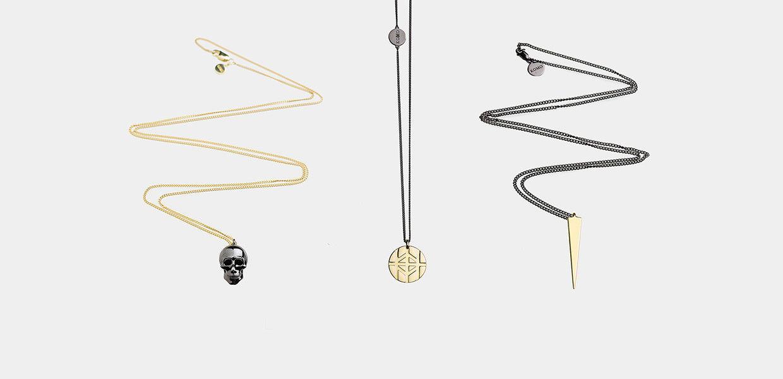Smykker og halsskjeder fra Komo Design