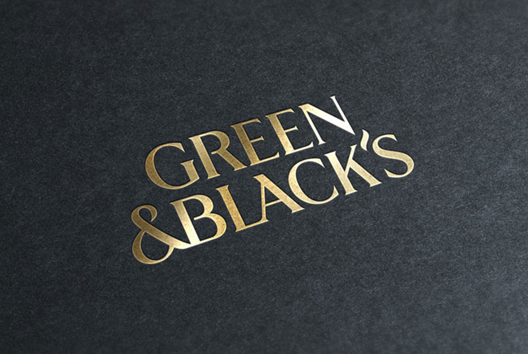 Green and Blacks unveils a brand new range the first in 26