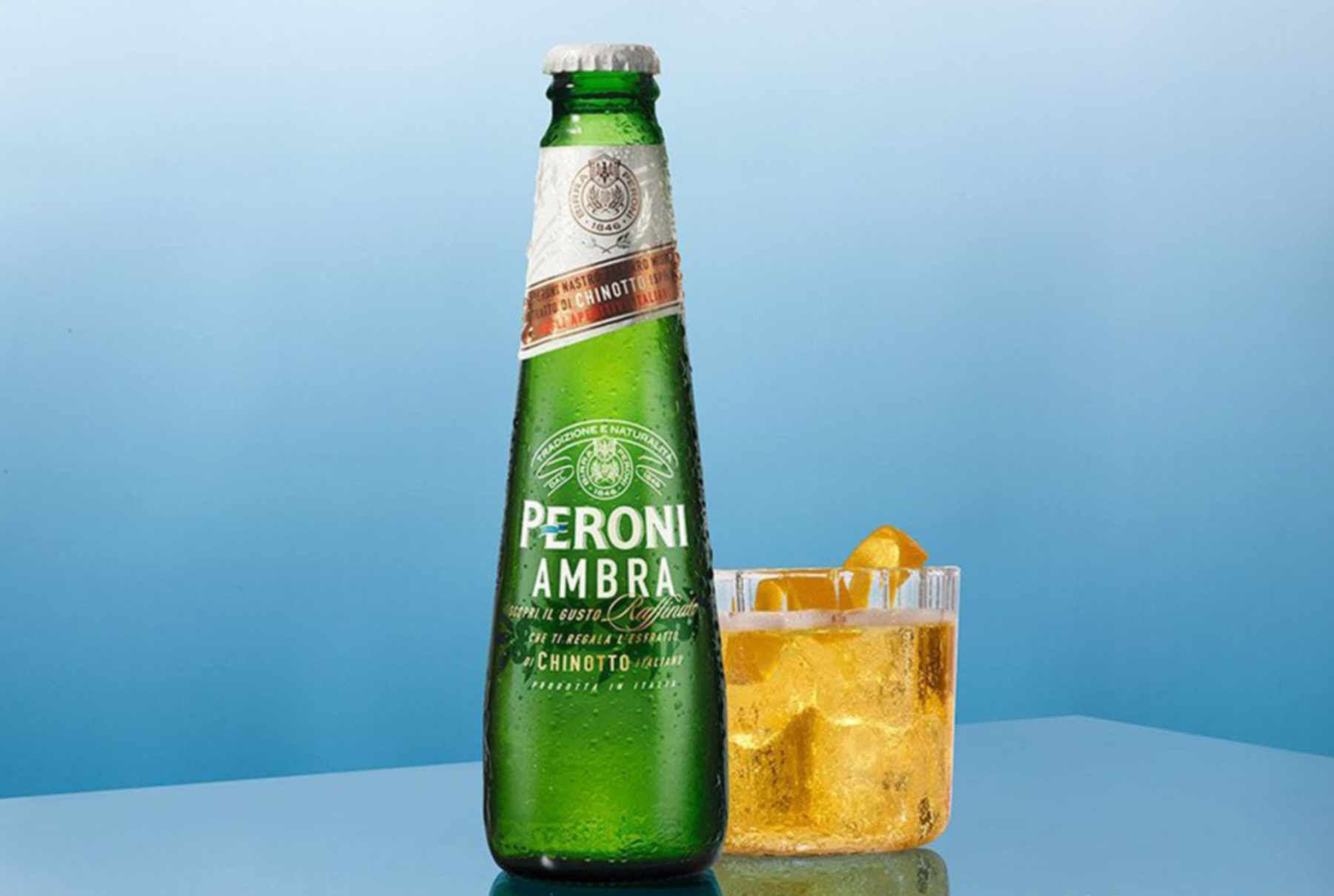 Sumer Drink - Peroni - Header
