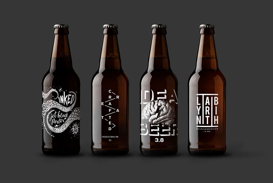 Hip Hops - Beer Branding