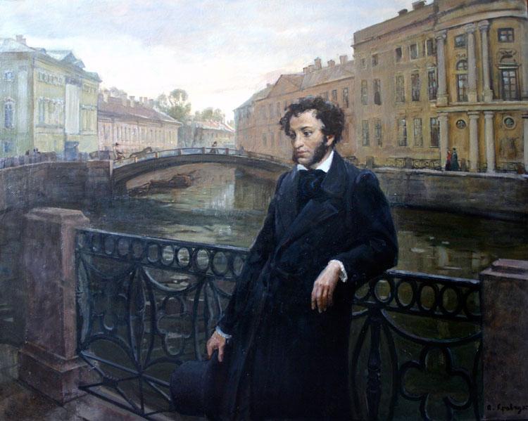 Станислав Садальский посетил могилу дочери Александра Пушкина